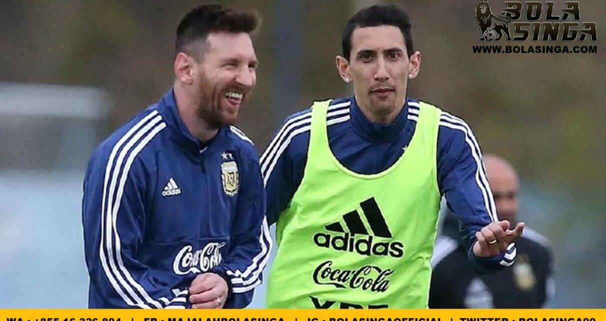 Kesal Dibuang Timnas, Angel Di Maria: Messi dan Aguero Harus Dicoret Juga!