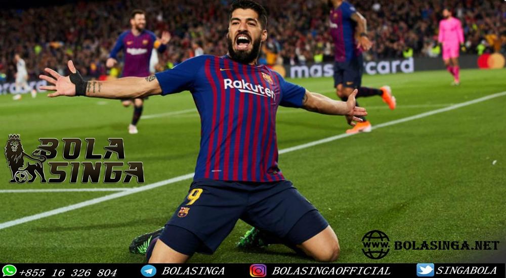 Mengapa Barcelona Lepas Suarez Begitu Saja