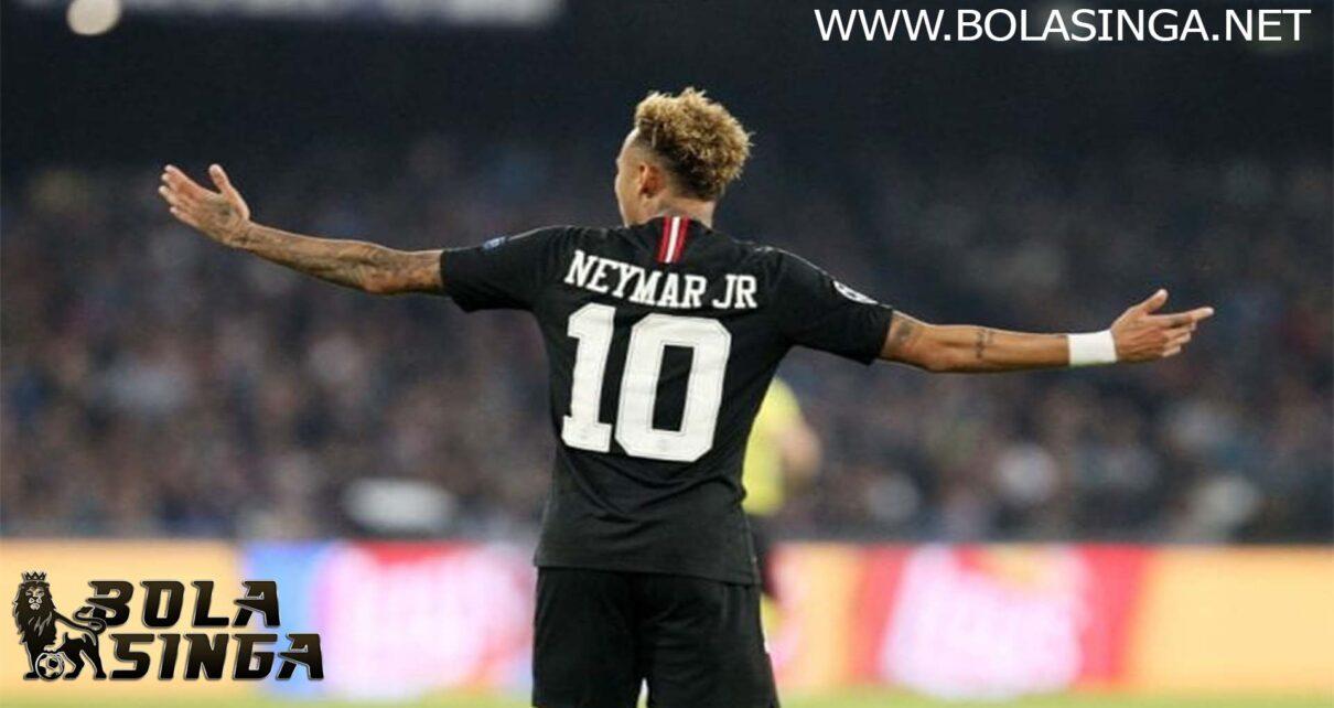 Kalahkan Virus Corona, Neymar Masuk Skuat PSG Kontra Marseille