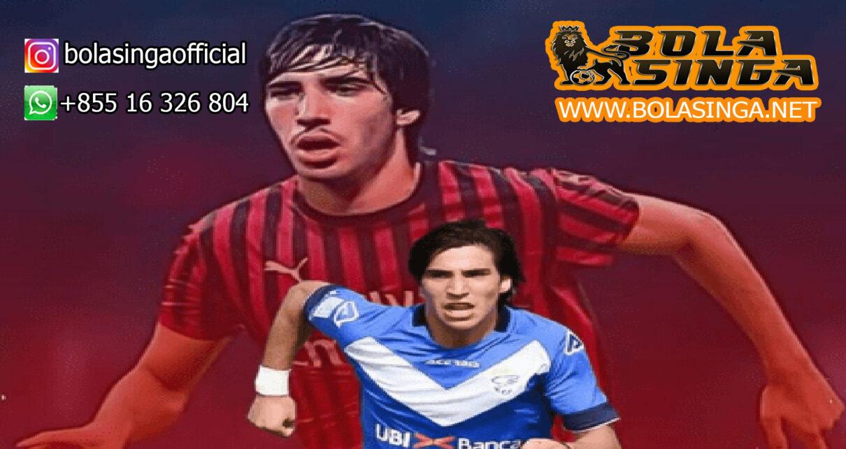 AC Milan Resmi Datangkan Sandro Tonali, The New Andrea Pirlo