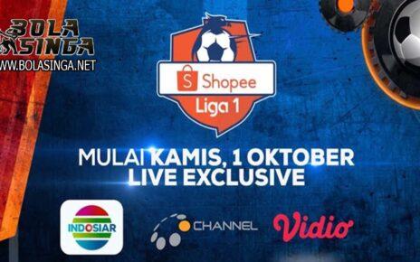 Shopee Liga 1 2020 Gagal Dilanjutkan Oktober, PSSI Minta Diundur Satu Bulan
