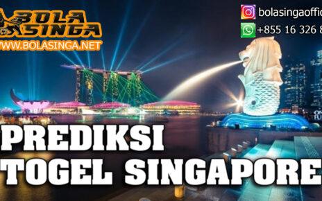 PREDIKSI TOGEL SINGAPURA 26 OKTOBER 2020