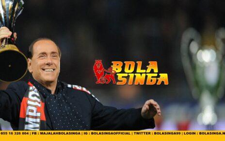 Silvio Berlusconi Kini Dirindukan AC Milan