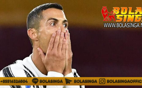 Dituding Langgar Protokol COVID-19, Cristiano Ronaldo: Itu Bohong!