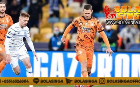 Hasil Pertandingan Dynamo Kiev vs Juventus: Skor 0-2