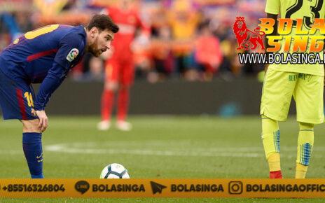 Hasil Pertandingan Getafe vs Barcelona: Skor 1-0