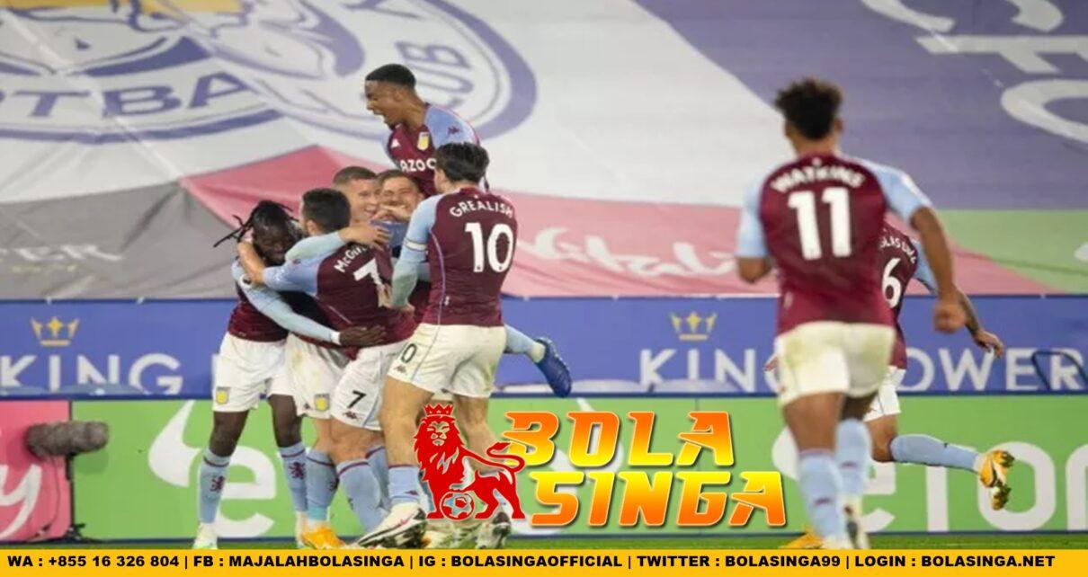 Aston Villa Berhasil Menggeser Posisi Liverpool