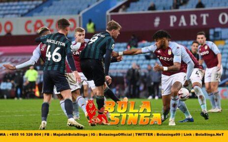Aston Villa Gagal Merebut Puncak Klasmen Liga Inggris