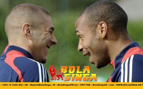 Apakah Karim Benzema Seorang Striker Komplet