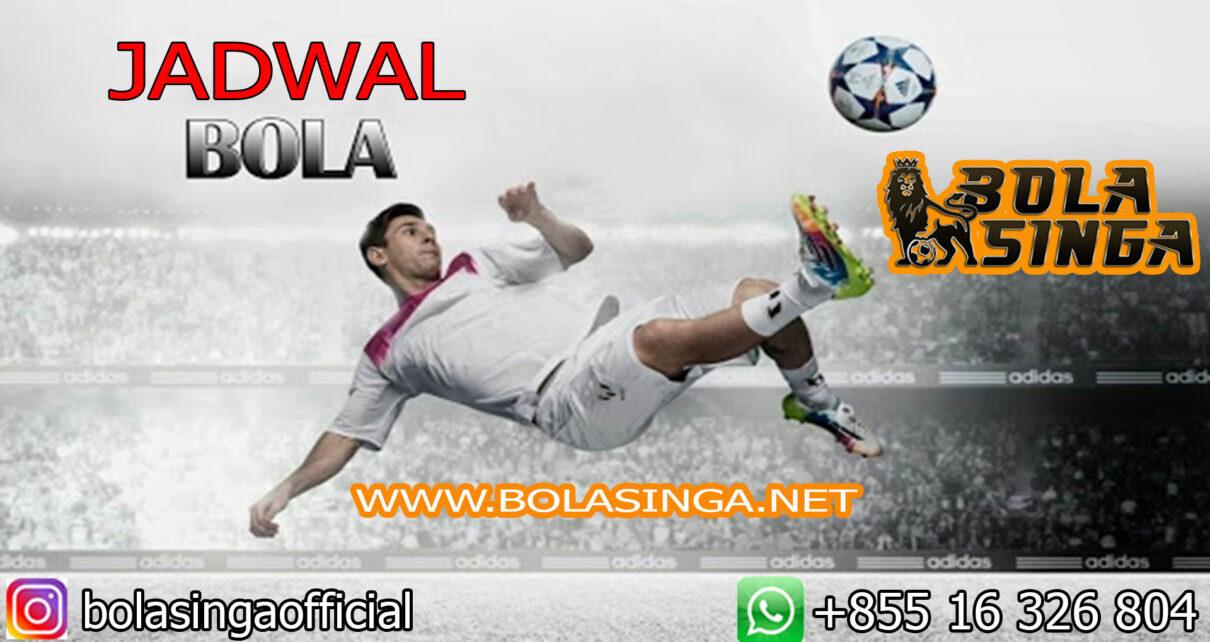 Jadwal Pertandingan Bola Tanggal 14-15 Jan 2021