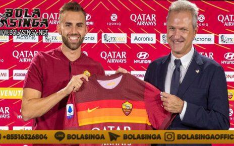 Resmi, Real Madrid Lepas Borja Mayoral ke AS Roma