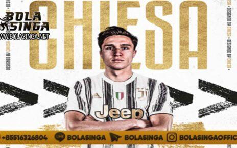Resmi, Federico Chiesa Gabung Juventus