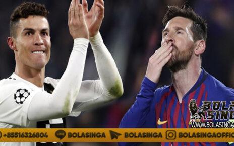 Bukti Rasa Hormat, Inilah 6 Ungkapan Kagum Lionel Messi pada Cristiano Ronaldo