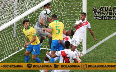 Prediksi Peru vs Brasil 14 Oktober 2020