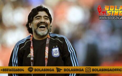 Kabar Duka, Diego Maradona Meninggal Dunia di Usia 60 Tahun