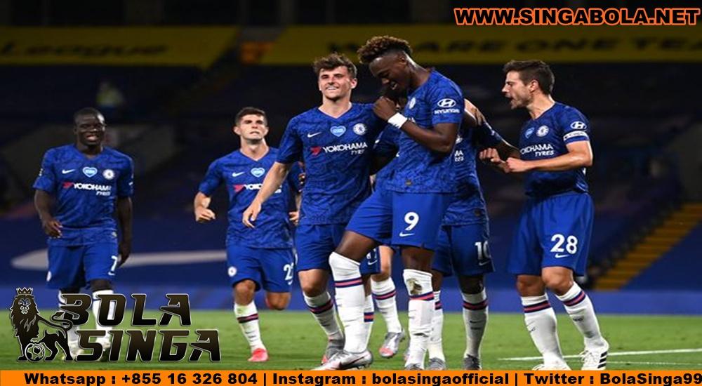 Kemenangan Yang Sangat Layak Untuk Chelsea