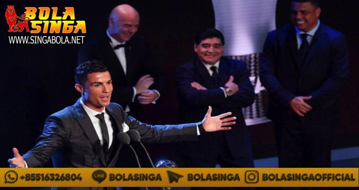5 Alasan Cristiano Ronaldo Pantas Raih Penghargaan Pemain Terbaik FIFA 2020