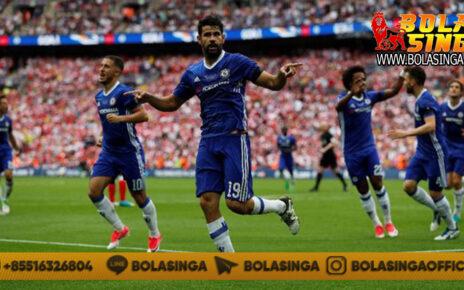 Buka-Bukaan! Ini Alasan Conte Tendang Diego Costa dari Chelsea