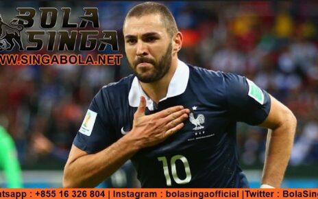 Timnas Prancis Diharapkan Panggil Lagi Karim Benzema