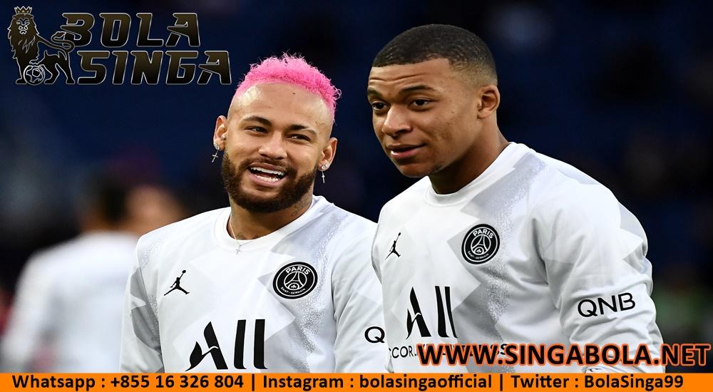 PSG Siapkan Kontrak Baru untuk Neymar dan Mbappe
