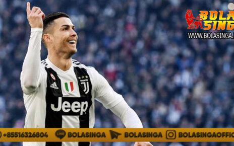 Gaji Juventus Musim 2020/2021: Cristiano Ronaldo Setahun Bisa Bayar Andrea Pirlo 17 Tahun