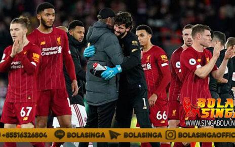 5 Pemain Liverpool yang Tampil Bapuk Lawan Atalanta