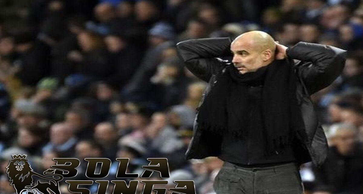 Pep Guardiola Depresi Akan Anak Asuhnya