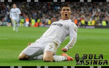 Cristiano Ronaldo adalah Transfer Liga Premier Terbaik