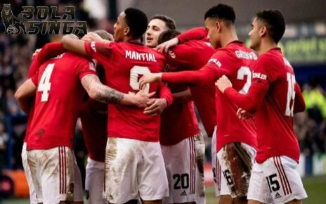 Manchester United Tidak Bakal Dicoret dari Peringkat Liga Premier