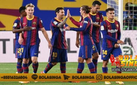 Prediksi Real Valladolid vs Barcelona 23 Desember 2020