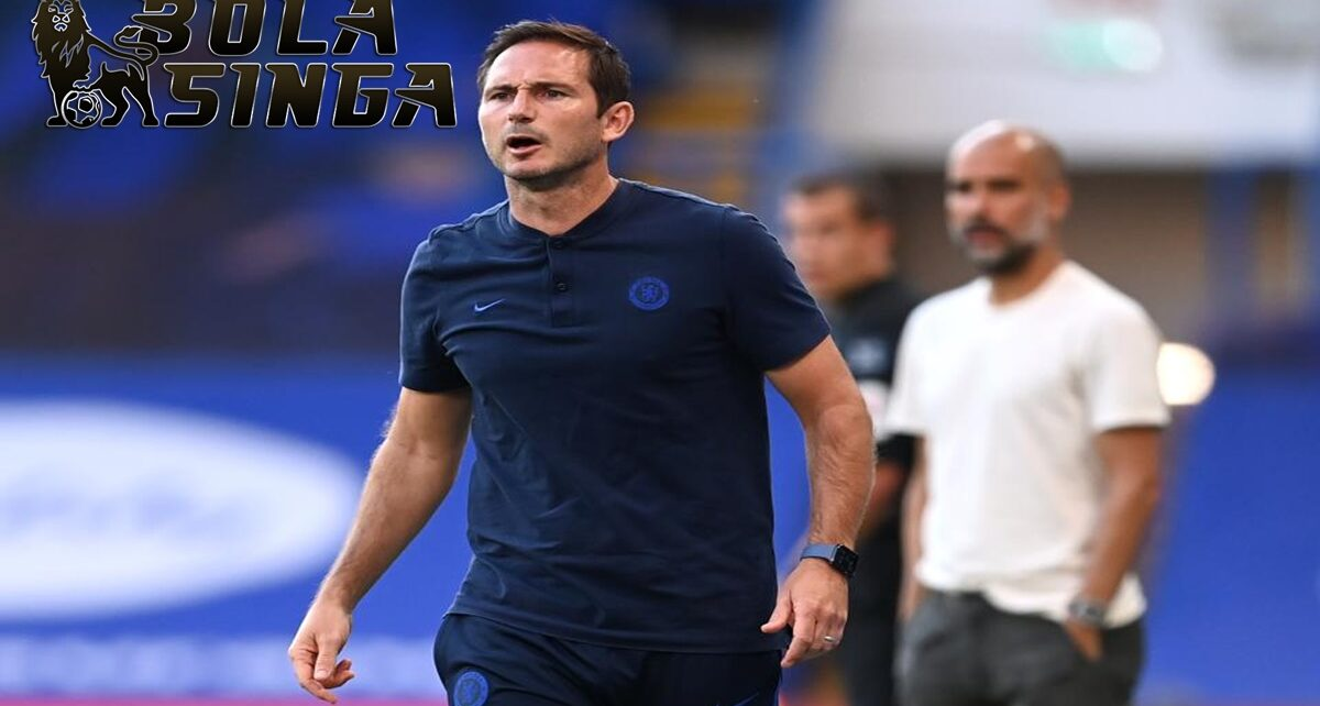 Chelsea Kalah Timnya kena Ocehan Lampard