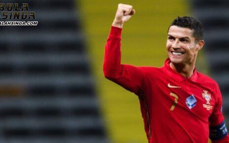 Ronaldo Incar 100 Gol bersama Juventus