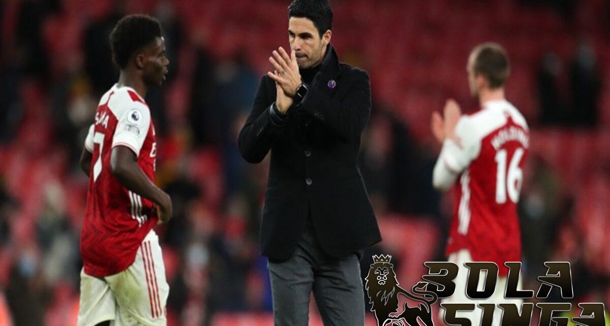 Arsenal Tidak Akan Menemukan yang Lebih Baik dari Mikel Arteta