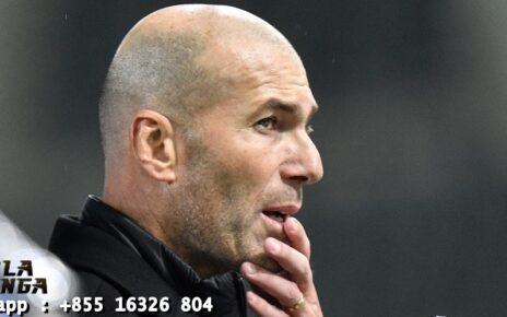 Zidane Minta Satu Pemain Baru buat Real Madrid