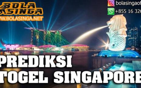 PREDIKSI TOGEL SINGAPORE 23 JANUARI 2021