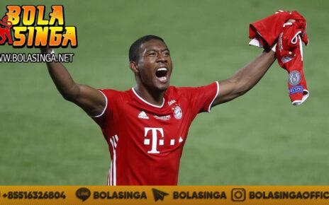 Chelea Mulai Incer Pemain Bayern Munchen David Alaba