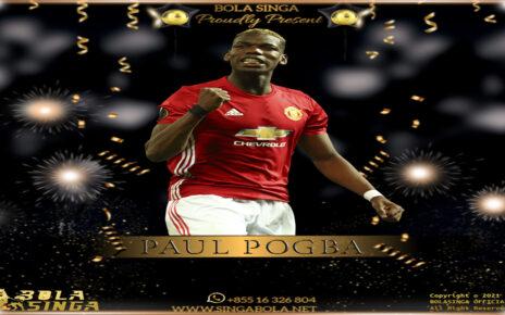 Paul Pogba Berambisi Untuk Membantu Tim Menjuarai Premier League