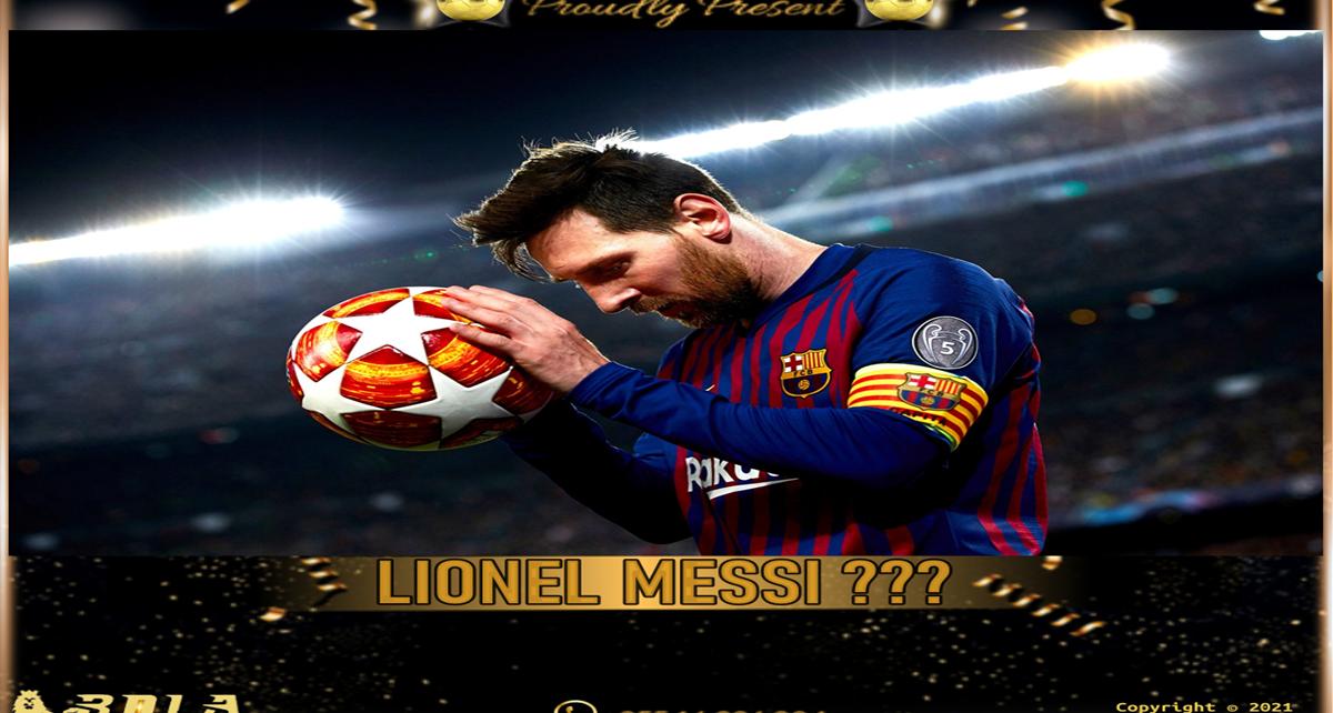 Kursi Kosong di PSG Tersedia untuk Lionel Messi