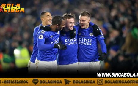 Leicester Rebut Puncak Klasemen Liga Inggris dari Man United