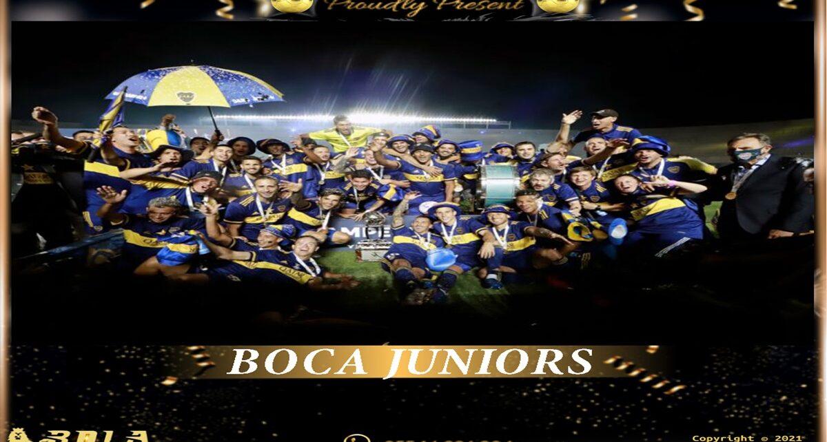 Piala Diego Armando Maradona Jatuh ke Tangan Boca Juniors