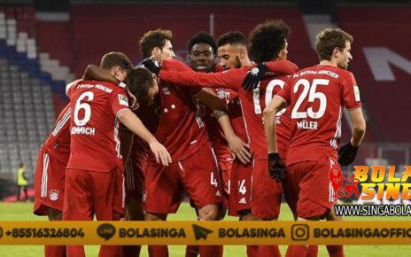 Bayern Vs Mainz: Comeback, Die Roten Menang 5-2