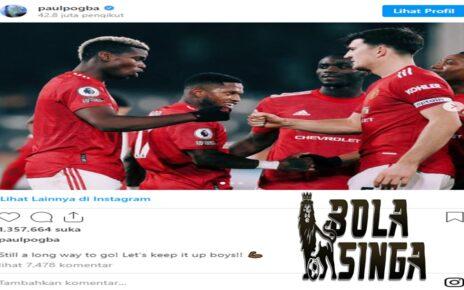 Paul Pogba Akan Membawa Manchester United Menang