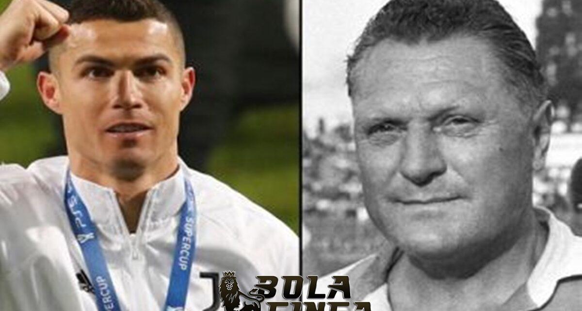 Ternyata Ronaldo Masih Belum Mengalahkan Goal Josef Bican