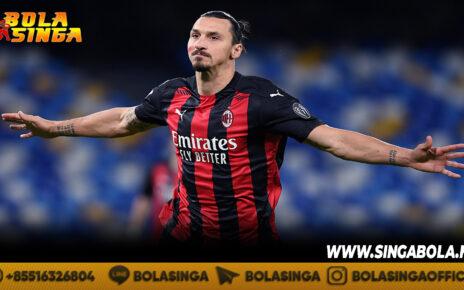 Zlatan Ibrahimovic Main Lagi untuk Milan, Pemanasannya Bikin Kaget!