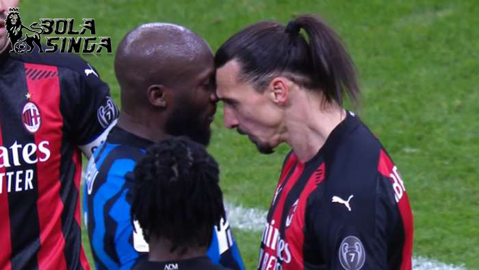 Zlatan Ibrahimovic & Romelu Lukaku Dihukum Satu Pertandingan