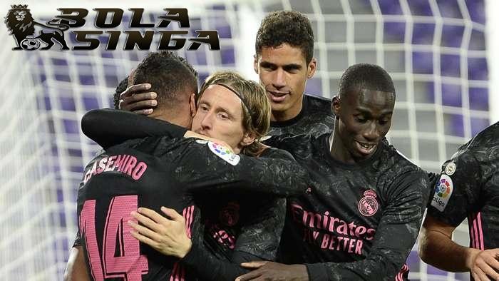 Gol Tunggal Casemiro Menangkan Real Madrid