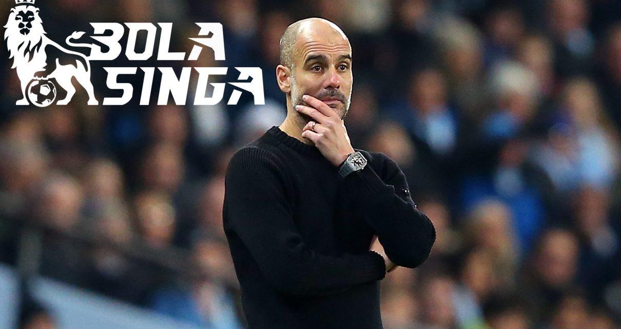 Jelang Manchester City vs MU, Guardiola Sebut Pemain yang Paling Dikagumi