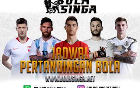 JADWAL PERTANDINGAN BOLA 07 – 08 MAY 2021