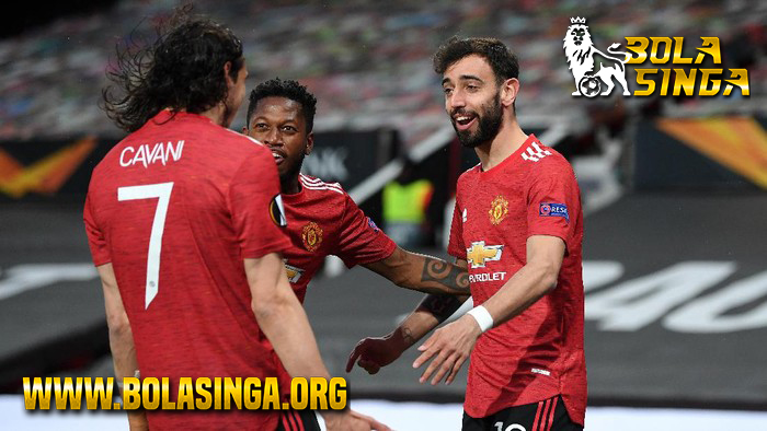 Hasil Akhir Match Manchester United vs AS Roma : 6-2