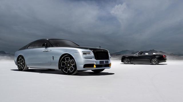Rolls-Royce Luncurkan Koleksi Landspeed, Ada Kisah Heroik di Baliknya